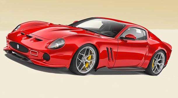 Ferrari 250 GTO - Ares