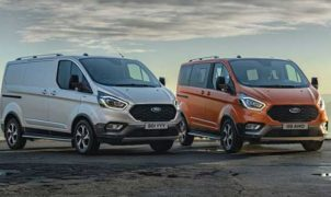 Ford Tourneo Connect Active 2021