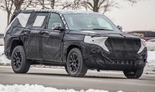 Jeep Grand Cherokee 2021 - SPY