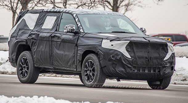 Jeep Grand Cherokee 2021 - SPY