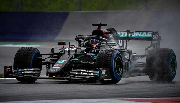 Lewis Hamilton - GP Austria 2020 - Pole