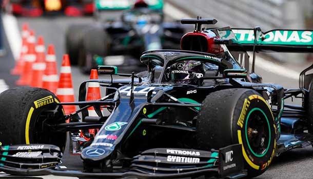 F1: Inghilterra; Leclerc
