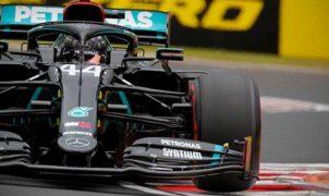GP Ungheria - Pole position per Lewis Hamilton