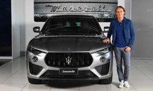 Maserati Levante Trofeo - Roberto Mancini