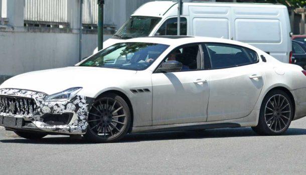 Maserati Quattroporte 2021 1