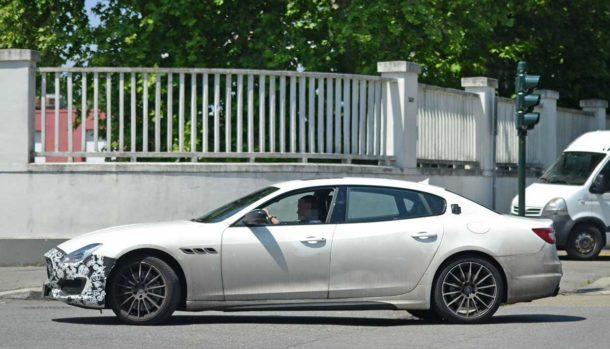 Maserati Quattroporte 2021 2