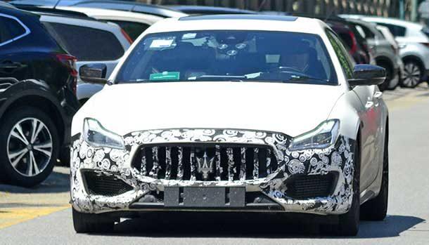 Maserati Quattroporte 2021