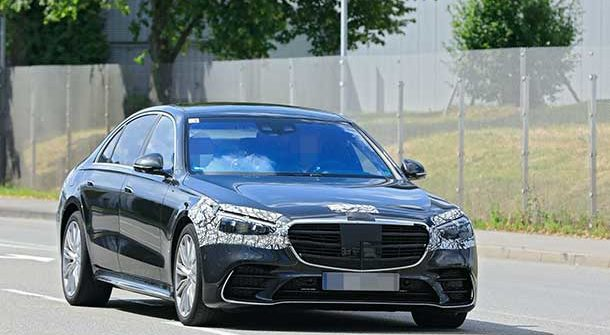 Mercedes Classe S 2021
