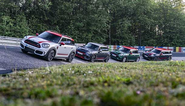 Mini Countryman JCW 2020