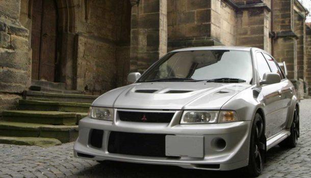 Mitsubishi Lancer Evo 6 Tommi Makinen