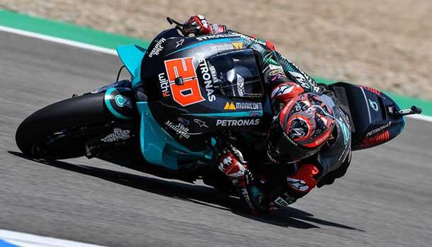 MotoGP 2020 Jerez - Fabio Quartararo
