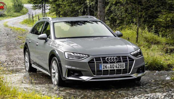 nuova Audi A4 2021