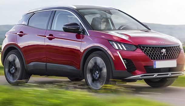 Nuova Peugeot 1008