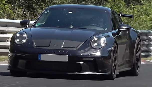 Porsche 911 GT3 2021