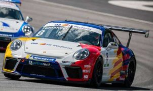 Porsche Carrera Cup Italia 2020 - Team Q8 Hi Perform - David Fumanelli