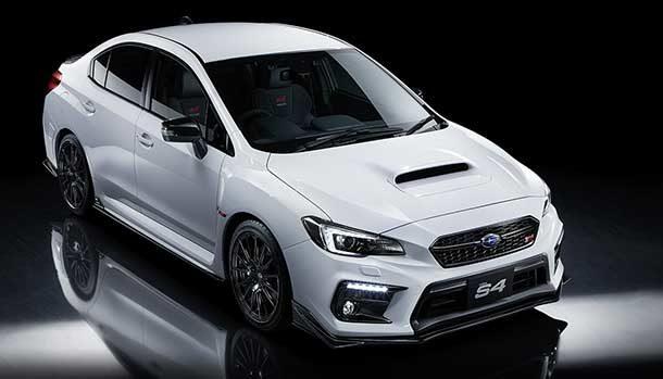 Subaru WRX S4 STI Sport