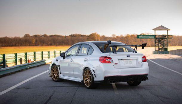 Subaru WRX 2022