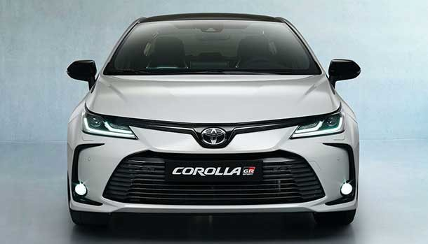 Toyota Corolla Sedan GR Sport2020