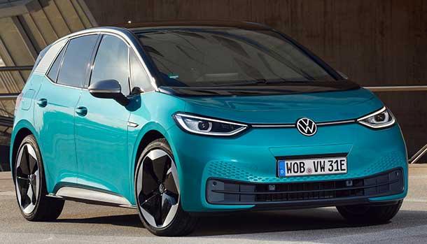 Volkswagen ID.3 1st Edition