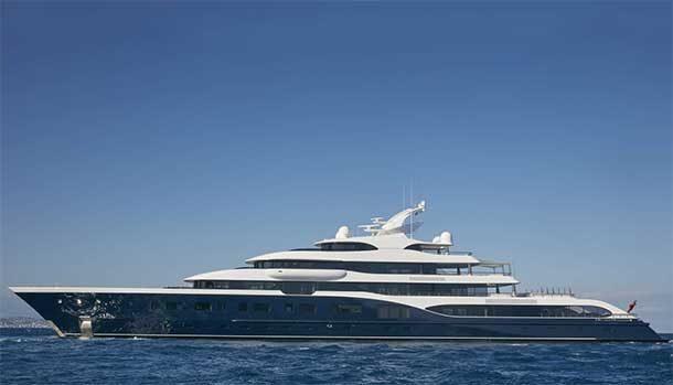 Yacht Symphony