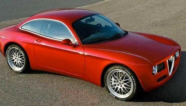 Alfa Romeo GT Junior