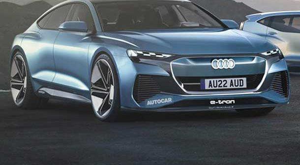 Audi A9 e-tron