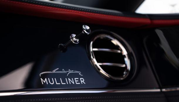 Un look esclusivo, la griglia double Diamond caratterizza il frontale Bentley Continental GT Convertible 9