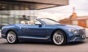 Bentley Continental GT Convertible Mulliner 2021