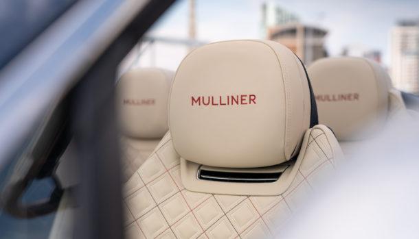 Un look esclusivo, la griglia double Diamond caratterizza il frontale Bentley Continental GT Convertible 7