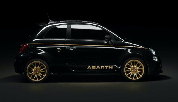 Abarth 595 Scorpioneoro