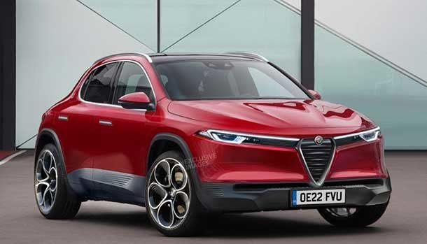 Alfa Romeo B-SUV