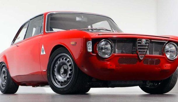 Alfa Romeo Giulia GTA Restomod