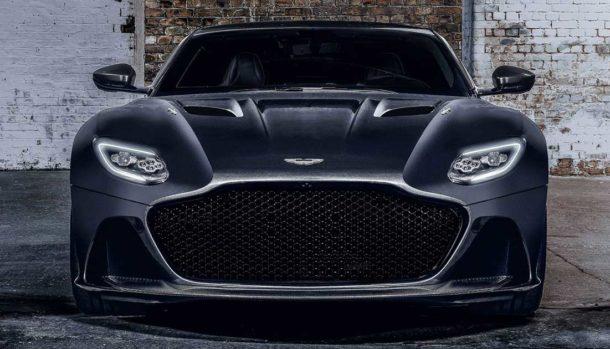 Aston Martin DBS Superleggera 007 Edition 2021