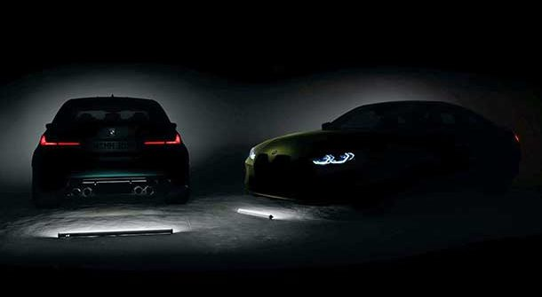 BMW M3 - M4 Coupe 2021