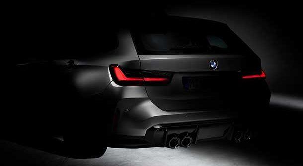 BMW M3 Touring 2021