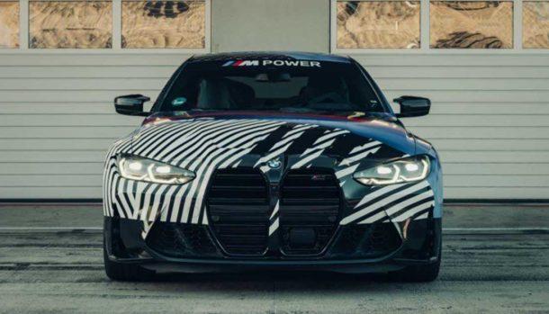 BMW M4 2021 - Spielberg
