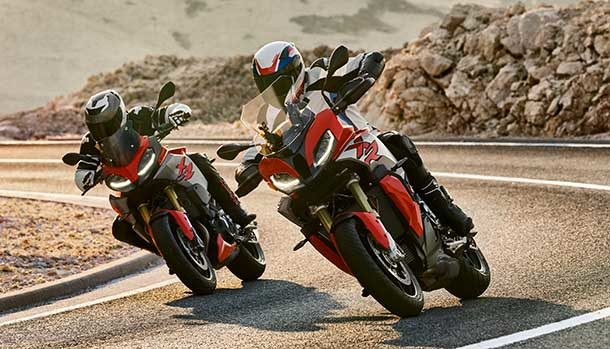 BMW Motorrad On the road