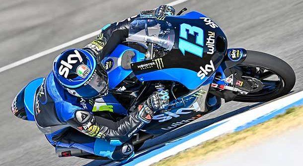 Celestino Vietti -Sky Racing Team VR46