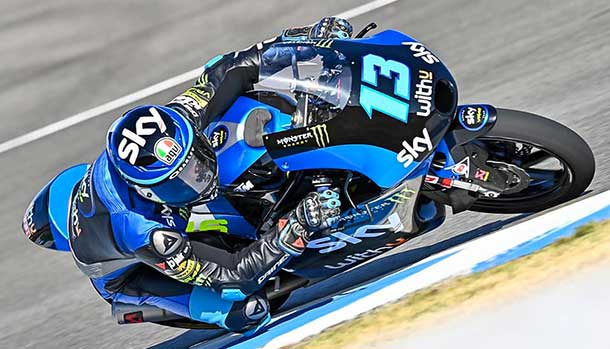 Celestino Vietti - Sky Racing Team VR46