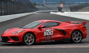 Chevrolet Corvette Stingray C8 Indy 500 Pace Cars