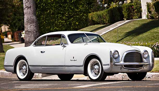 Chrysler Ghia Special Coupè
