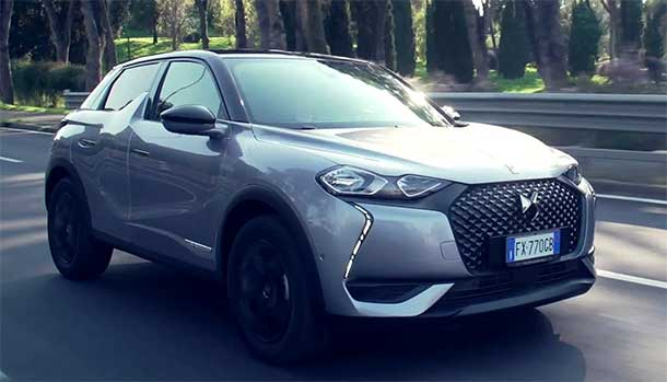 DS 3 Crossback Performance Line