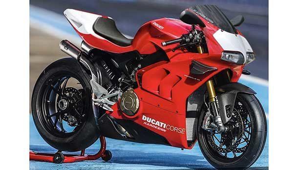 Ducati 916 Superleggera