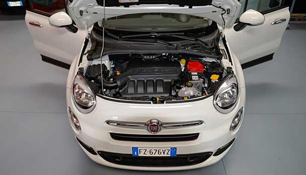 Fiat 500X - Metano