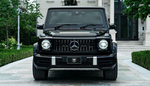 Mercedes-AMG G63 VIP Limo