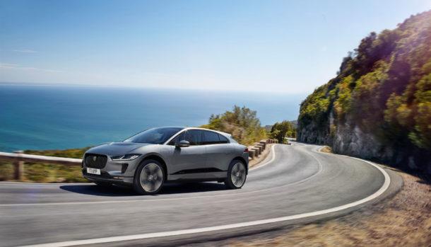 Jaguar I-Pace EV320 SE 2021