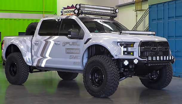 Ken Block Ford F-150 Raptor
