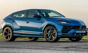 Lamborghini Urus by Hennessy Performance