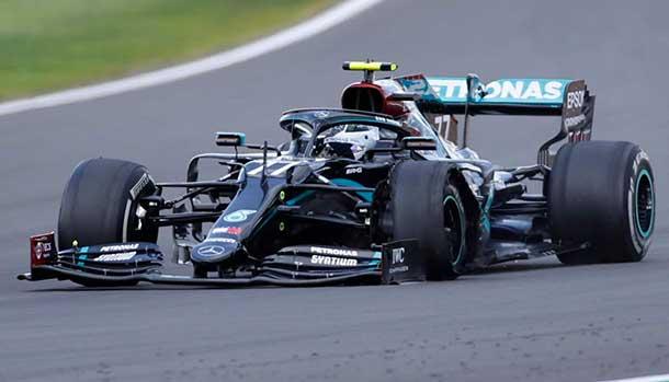 F1: Hamilton domina gp d'Inghilterra, terzo Leclerc - F1