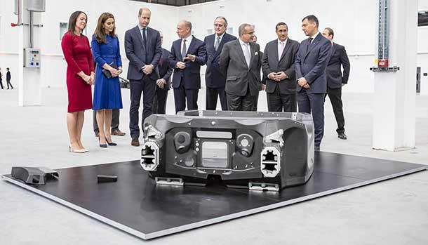 McLaren Composites Technology Centre